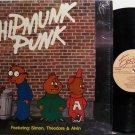 Chipmunks, The - Chipmunk Punk - Vinyl LP Record - Rock
