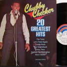 Checker, Chubby - 20 Greatest Hits - UK Pressing - Vinyl LP Record - Rock