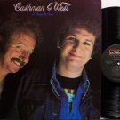 Cashman & West - A Song Or Two - Vinyl LP Record - Rock