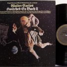 Walter, Carlos - Switched On Bach II - Vinyl LP Record - Electronic