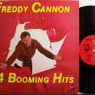 Cannon, Freddie - 14 Booming Hits - Vinyl LP Record - Rock