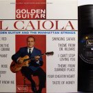Caiola, Al - Golden Guitar - Vinyl LP Record - Pop