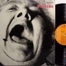 Buskers - Self Titled - Vinyl LP Record - Rock