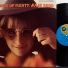 Budd, Julie - Child Of Plenty - Vinyl LP Record - Rock