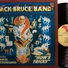 Bruce, Jack Band - How's Tricks - Vinyl LP Record - Rock