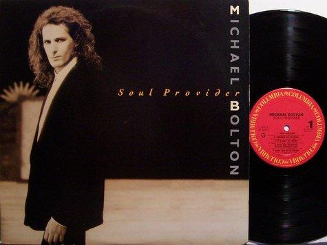Bolton, Michael - Soul Provider - Vinyl LP Record - Pop Rock