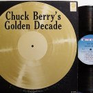 Berry, Chuck - Chuck Berry's Golden Decade - Vinyl 2 LP Record Set - Rock