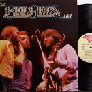 Bee Gees, The - Here At Last The Bee Gees Live - Vinyl 2 LP Record Set - Pop Rock