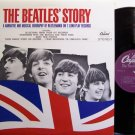 Beatles, The - The Beatles' Story - Canada Pressing - Vinyl 2 LP Record Set - Rock