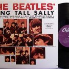 Beatles, The - Long Tall Sally - Canada Pressing - Vinyl LP Record - Rock