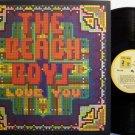 Beach Boys, The - Love You - Vinyl LP Record - Rock