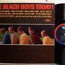 Beach Boys, The - Today - Vinyl LP Record - Rock