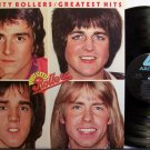Bay City Rollers, The - Greatest Hits - Vinyl LP Record - Rock