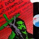 Ballad Shambles - Self Titled - Vinyl LP Record - Evan Johns / Poison 13 - Rock