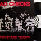 Bad Checks - Graveyard Tramp - Vinyl LP Record - Rock