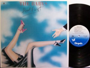 Babys, The - Head First - Vinyl LP Record - Rock