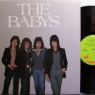 Babys, The - Self Titled - Vinyl LP Record - Rock