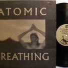 Atomic Breathing - Self Titled - Vinyl LP Record - Rock