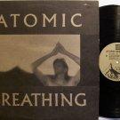 Atomic Breathing - Self Titled - Vinyl LP Record - Rock