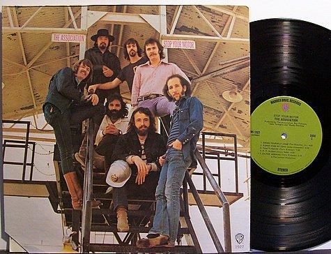 Association, The - Stop Your Motor - Vinyl LP Record - Rock