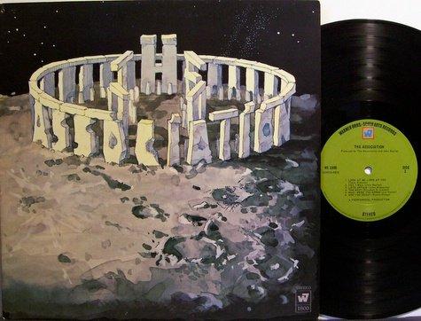 Association, The - Self Titled - Vinyl LP Record - Rock