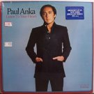 Anka, Paul - Listen To Your Heart - Sealed Vinyl LP Record - Pop Rock