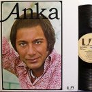 Anka, Paul - Anka - Vinyl LP Record - Pop Rock