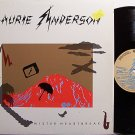 Anderson, Laurie - Mister Heartbreak - Vinyl LP Record - Rock