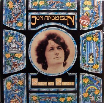 Anderson, Jon - Song Of Seven - Sealed Vinyl LP Record - Yes - Rock