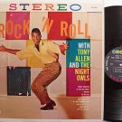 Allen, Tony & The Night Owls - Rock N Roll With - Vinyl LP Record - Rock