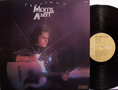 Albert, Morris - Feelings - Vinyl LP Record - Pop Rock