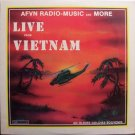 AFVN Radio Music & More - Live From Vietnam - Sealed Vinyl LP Record - Rock