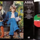 Abba - Greatest Hits - Vinyl LP Record - Pop Rock