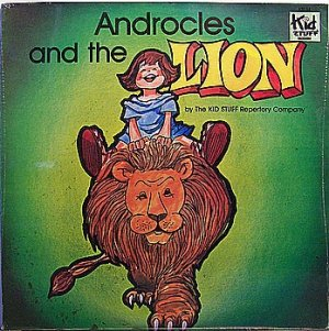 Androcles & The Lion - Sealed Vinyl LP Record - Children Kids