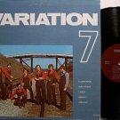 Variation 7 - Self Titled - Signed - Vinyl LP Record - Christian Gospel