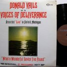 Vails, Donald - What A Wonderful Savior I've Found - Vinyl 2 LP Record Set - Black Gospel