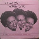 Norwood, Dorothy - Up Where We Belong - Sealed Vinyl LP Record - Black Gospel