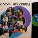New Californians, The - Self Titled - Signed - Vinyl LP Record - Christian Gospel
