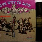 Lloyd, David Singers - Give Way To Love - Vinyl LP Record - Christian Gospel