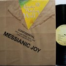 Liberated Wailing Wall, The - Messianic Joy - Vinyl LP Record - Christian Gospel