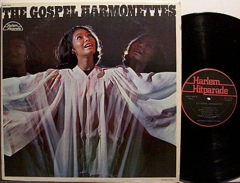 Gospel Harmonettes - Self Titled - Vinyl LP Record - Black Gospel