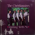 Christianaires, The - Walking With Me - Sealed Vinyl LP Record - Black Gospel