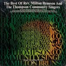 Brunson, Rev. Milton - The Best Of - Sealed Vinyl LP Record - Black Gospel