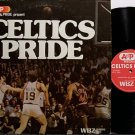 Boston Celtics - A&P Presents Celtic Pride - Vinyl LP Record - Basketball Sports