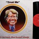 Trust Me - Hans Petersen As Jimmy Carter - Vinyl LP Record - Comedy