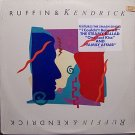 Ruffin, David & Eddie Kendrick - Riffin And Kendrick - Sealed Vinyl LP Record - R&B Soul