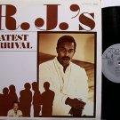 R.J.'s Latest Arrival - Self Titled - Vinyl LP Record - R&B Soul