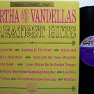Martha & The Vandellas - Greatest Hits - Vinyl LP Record - R&B Soul