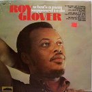 Glover, Roy - What's A Man Supposed To Do - Sealed Vinyl LP Record - R&B Soul
