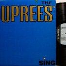 Duprees, The - Sing - Vinyl LP Record - R&B Soul